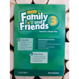 Family & Friends 3 Teacher's Book Plus Pack 2E