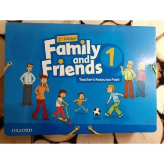 Family & Friends 1 Teacher's Resource Pack 2E