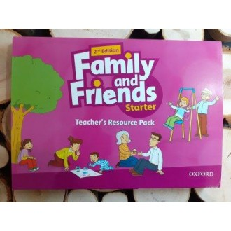 Family & Friends Starter Teacher's Resource Pack 2E