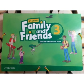 Family & Friends 3 Teacher's Resource Pack 2E