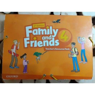 Family & Friends 4 Teacher's Resource Pack 2E
