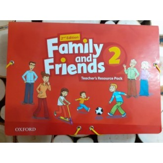 Family & Friends 2 Teacher's Resource Pack 2E