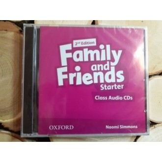 Family & Friends Starter Class Audio CD 2Е