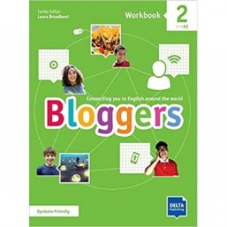 Bloggers 2 Workbook A1-A2
