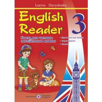 English Reader 3 клас Лариса Давиденко