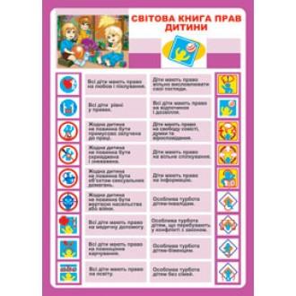 Світова книга прав дитини