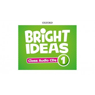 Bright Ideas 1 Class Audio CDs