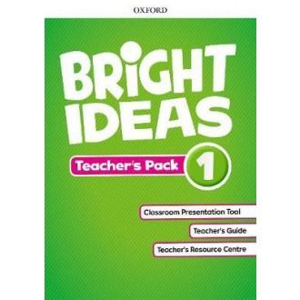 Bright Ideas 1 Teacher's Pack