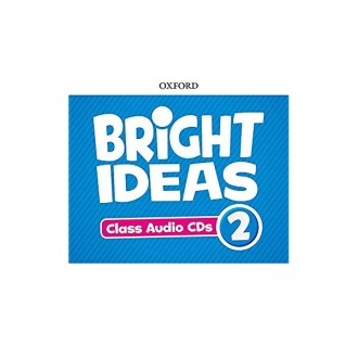 Bright Ideas 2 Class Audio CDs