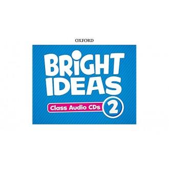 Bright Ideas 2 Class Audio CDs