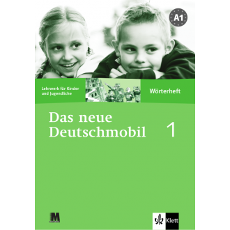 Das Neue Deutschmobil 1. Зошит-словник.