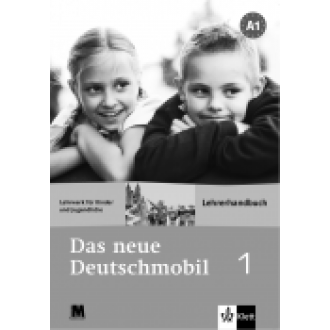Das Neue Deutschmobil 1. Книга для вчителя.