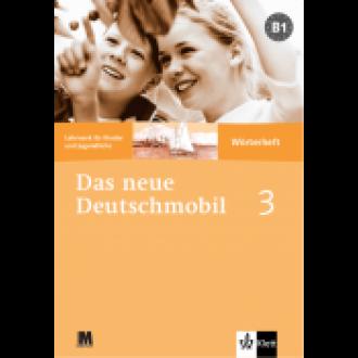 Das Neue Deutschmobil 3. Зошит-словник.