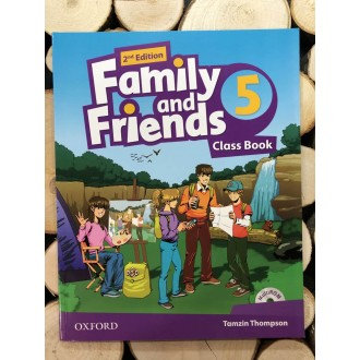 family-and-friends-2nd-Edition-5-classbook-oxford