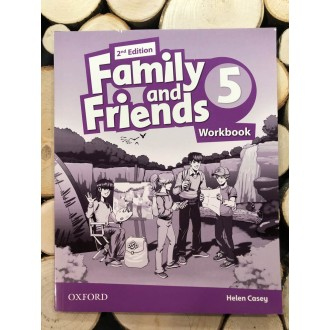 family-and-friends-2nd-Edition-5-work-book-oxford
