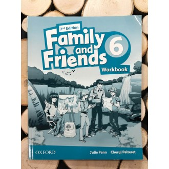family-and-friends-2nd-Edition-6-workbook-oxford