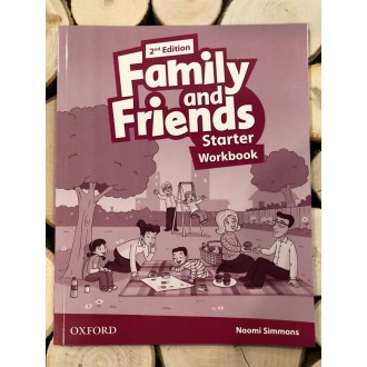 family-and-friends-2nd-Edition-starter-workbook-oxford