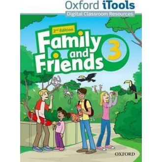 Family and Friends 3 iTools Second edition