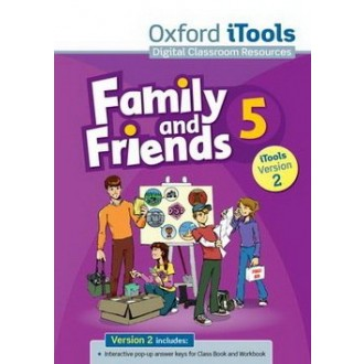 Family and Friends 5 iTools. Second edition