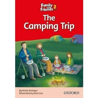 The Camping Trip Readers 2 Family and Friends