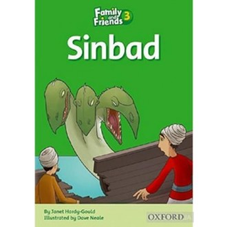 Sinbad Readers 3 Family and Friends