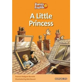 A Little Princess Readers 4 Family and Friends