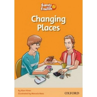 Changing Places Readers 4 Family and Friends