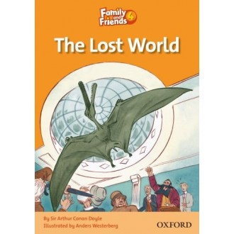 The Lost World Readers 4 Family and Friends