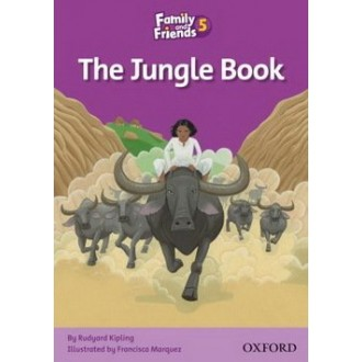 The Jungle Book Readers 5 Family and Friends