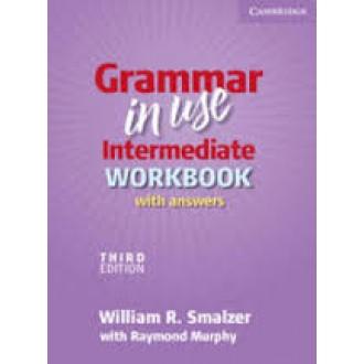 Grammar in Use Intermediate 3rd Workbook