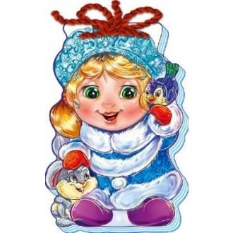 Мягкий новый год Снегурочка