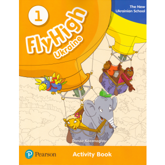 Fly High 1 Ukraine Activity Book
