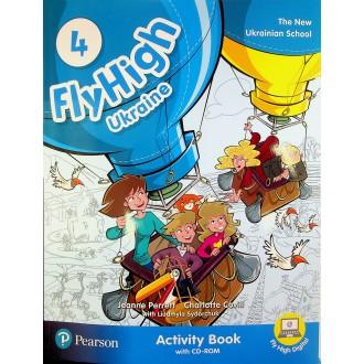 Fly High 4 UKRAINE Activity Book