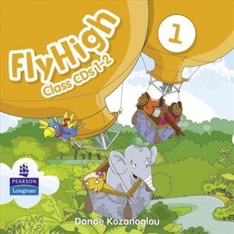 Fly High Ukraine 1 Audio CD
