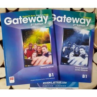 Gateway B1 2nd Edition Комплект STUDENT'S BOOK + WORKBOOK