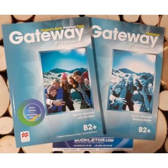 Gateway B2+ 2nd Edition Комплект STUDENT'S BOOK + WORKBOOK