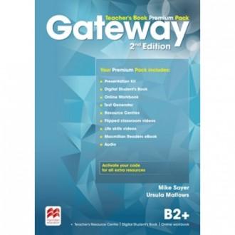 Gateway B1+ 2nd Edition Teacher's Book Premium Pack