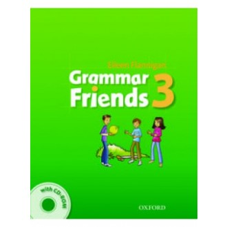 Grammar Friends 3 Student's Book Pack