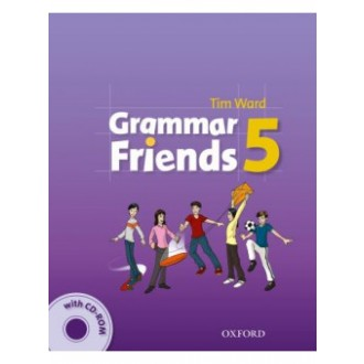 Grammar Friends 5 Student's Book with CD-ROM Pack