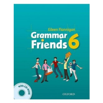 Grammar Friends 6 Student's Book Pack