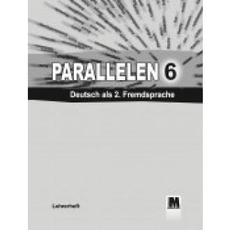 Німецька мова  6 клас Книга вчителя   Parallelen