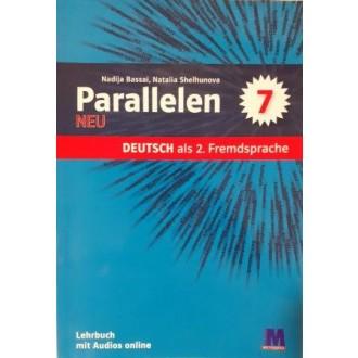 Parallelen 7 neu Lehrbuch Підручник Бассай