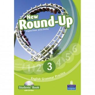 New Round-Up 3 Student's Book with CD