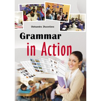 Методичний посібник для вчителя Grammar in Action Лібра Терра