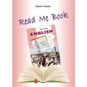 Лібра Терра  англійська мова 5 клас Книга для домашнього читання  Нова редакція
