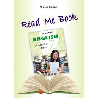 Лібра Терра  англійська мова 7 клас Read me book