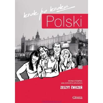 Polski krok po kroku A1 Zeszyt ćwiczeń Робочий зошит