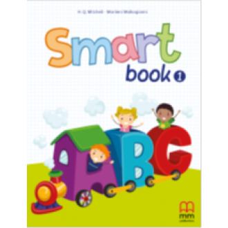 SMART JUNIOR FOR UKRAINE 1 SMART BOOK + CD