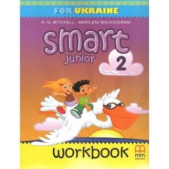 SMART JUNIOR FOR UKRAINE 2 WORKBOOK
