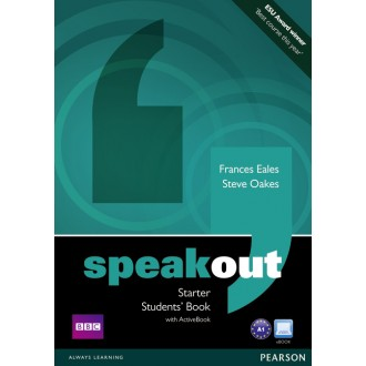 Speakout Starter Student's Book and DVD